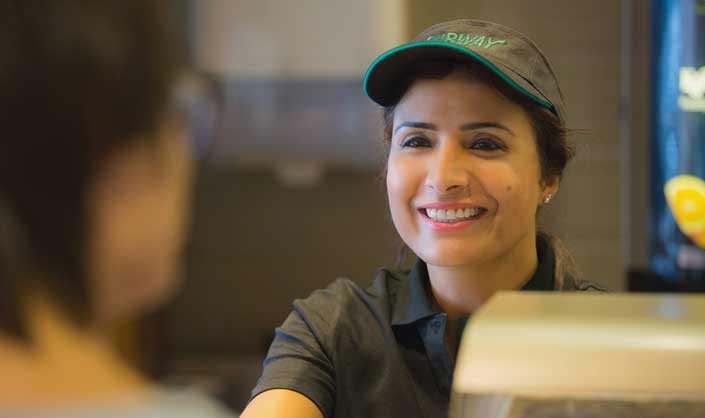 En variert arbeidsdag som franchisetaker hos SUBWAY® (del 1/2)