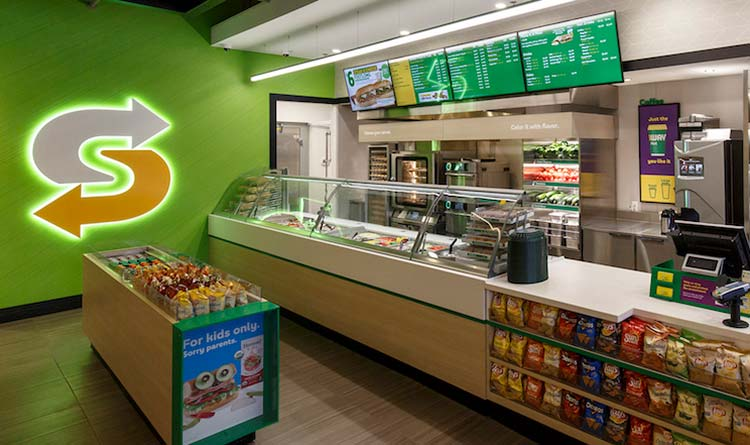 Fresh Forward – Subway®s nye restaurantdesign